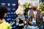 Филипп Киркоров и Наталья Гордиенко, фото: Eurivision