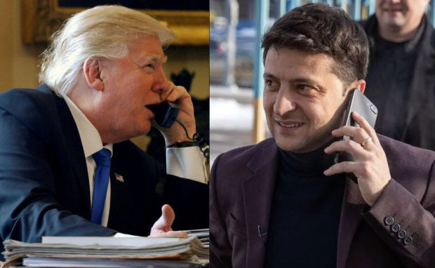 Зеленський вперше поговорив з Трампом