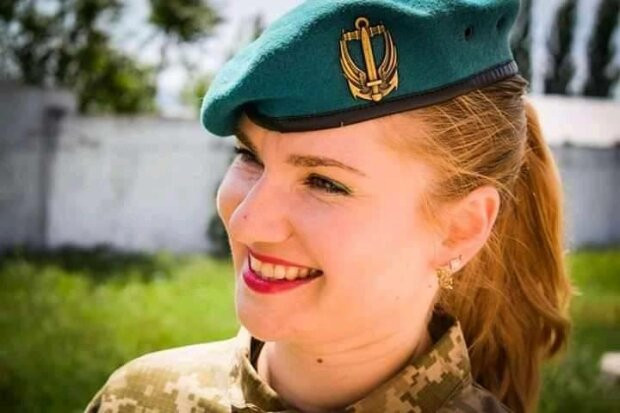 Медсестра-морпех Ярослава Юрчук, facebook.com/pressjfo.news