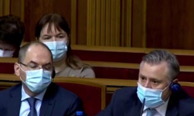 Максим Степанов і Володимир Вітренко, кадр з відео