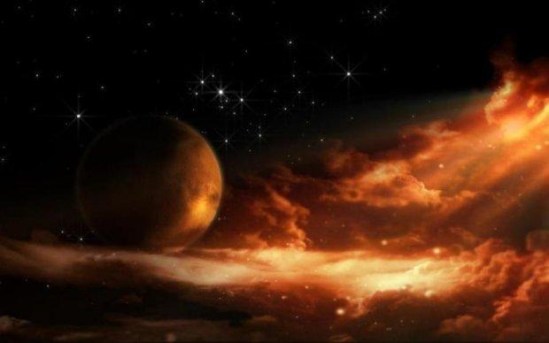 "NASA показало ""живой"" Марс"