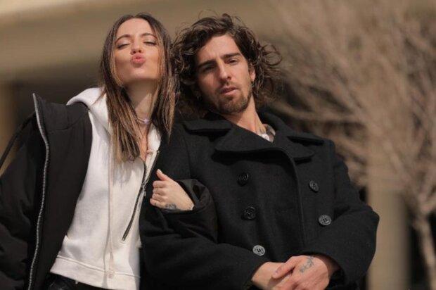 Володимир Дантес і Надя Дорофєєва, instagram.com/nadyadorofeeva