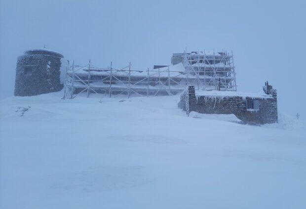 Гора Поп Иван, фото: Facebook Черногорский горный поисково-спасательный пост