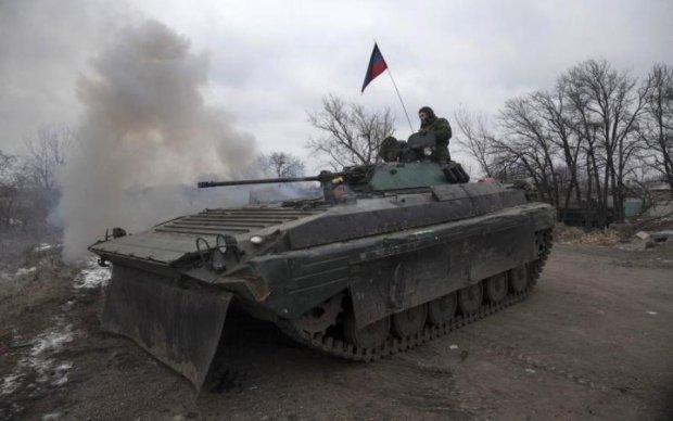 Кошмарна ніч: сотні танків до жаху налякали донеччан