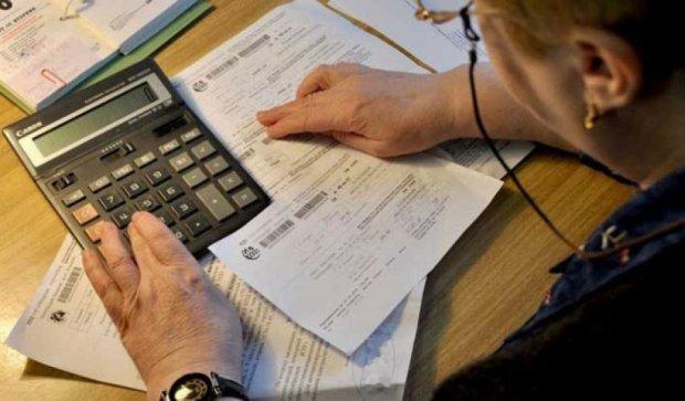 Украинцы, оформившие  субсидии, платят за комуналку вдвое больше