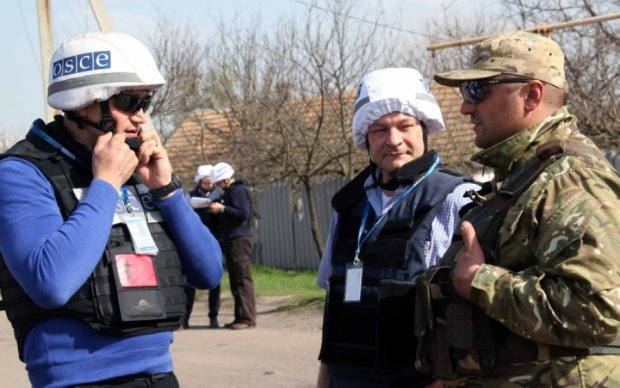 Боевики оставили ОБСЕ без телефонов