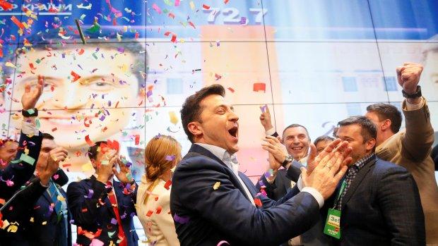 Главное за ночь: официальная победа Зеленского, трагедия в Николаеве и налоговый ад