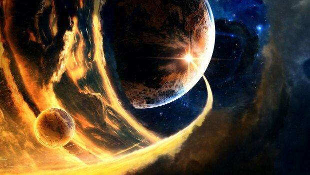 """Палаюча Нібіру зазнала """"розлому"""", людство приречено: 500 футбольних полів мчать до Землі, фотофакт"""