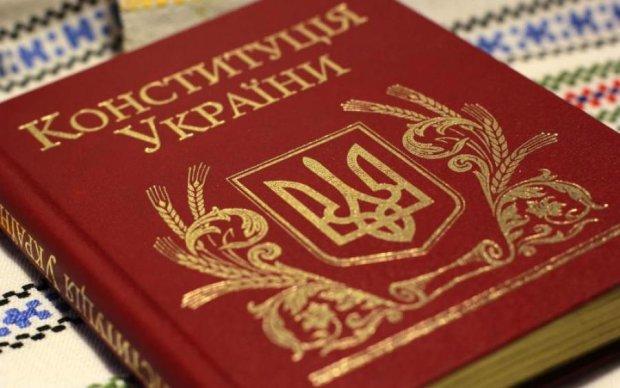 """""""Украинский выбор"""": Конституция должна стать гарантией построения демократического общества (фото)"""