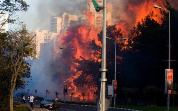 Туристы выпали из окон отеля, спасаясь от пожара: жуткие кадры