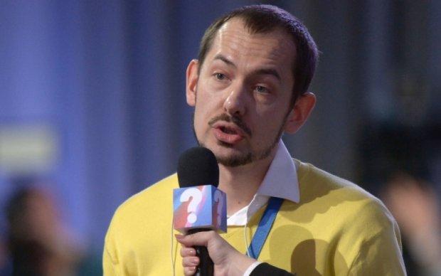 Прихвосні Кремля схопили українського журналіста Цимбалюка