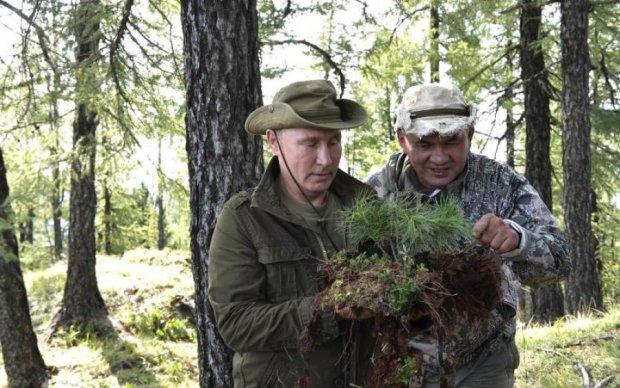"""""""Г*ндон на первом месте, как вовремя"""", - Forbes усадил Путина на трон, сеть свирепствует"""