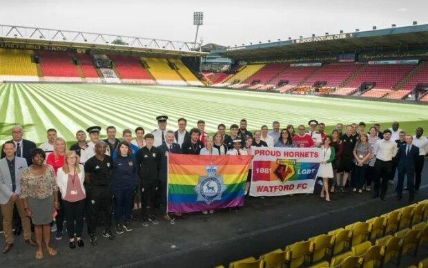 Капітани відомого футбольного клубу стали покровителями  ЛГБТ-спільноти