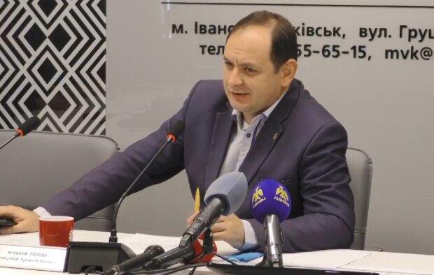 Руслан Марцінків, кадр з оперативної наради: Facebook