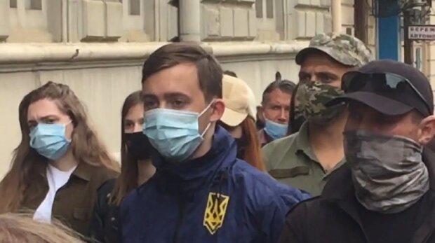 """Во Львове протестуют ветераны АТО, тысячи героев цинично обвели вокруг пальца: """"За что воевали?"""""""