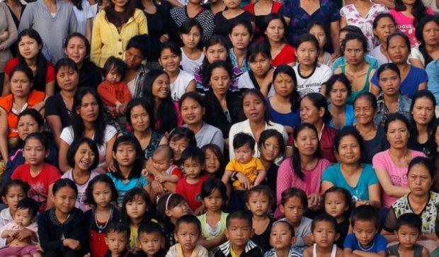 Численность населения земли к концу века достигнет 11 млрд - ООН