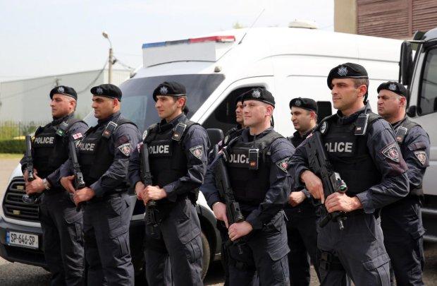 Суд арестовал задержанных в Грузии украинцев