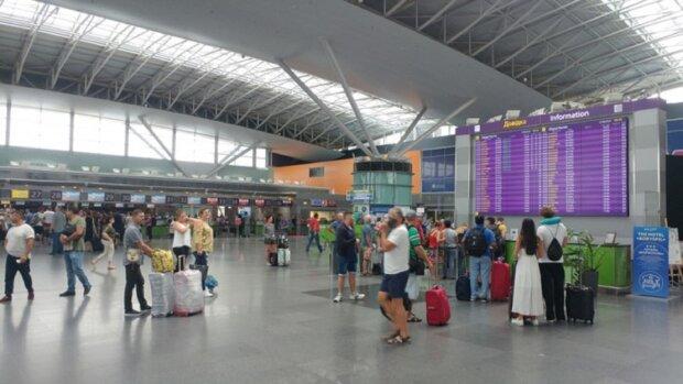 Аэропорт Борисполь. Фото: Центр транспортных стратегий.