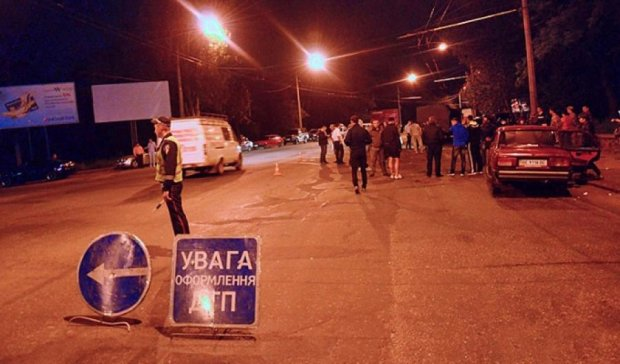 В Николаеве в ДТП погиб замкомбата 79 бригады