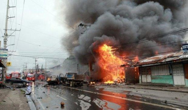 Смертник устроил теракт в Багдаде
