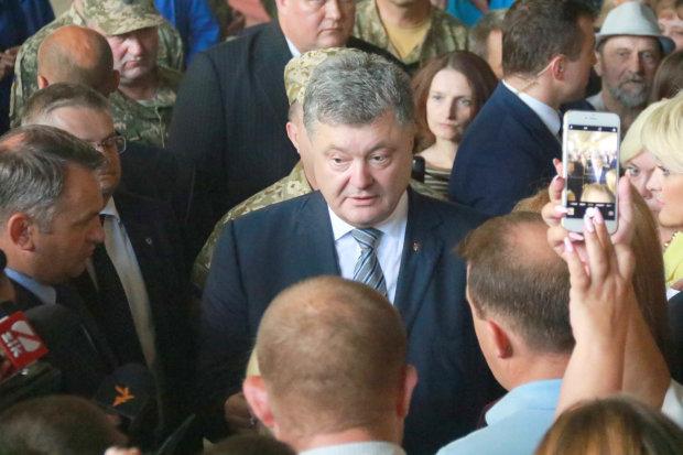 """Порошенко """"выгнали"""" из Львовщины, такого не ожидал даже Зеленский: полный провал"""