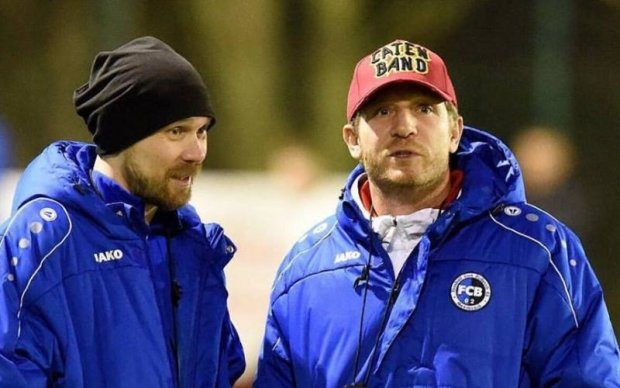 Український тренер покинув німецький клуб