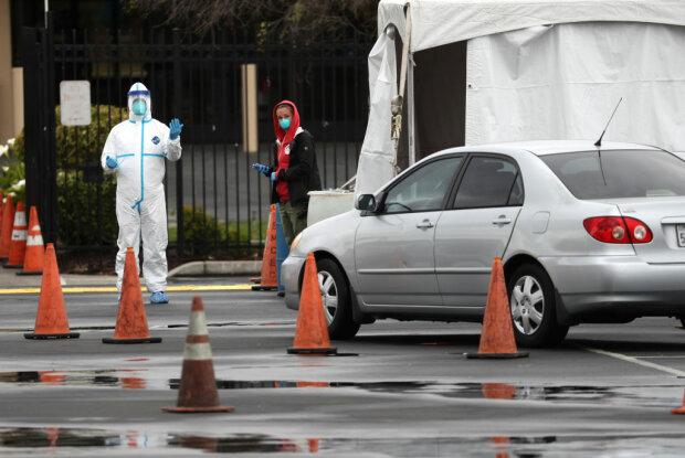 Дезинфекция автомобилей, фото - Getty Images