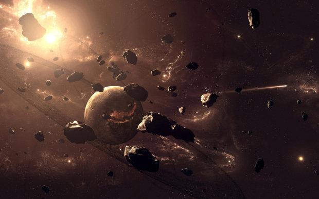 У NASA розкрили сценарій Апокаліпсису: до Землі невблаганно мчать десятки величезних об'єктів, ховатися пізно