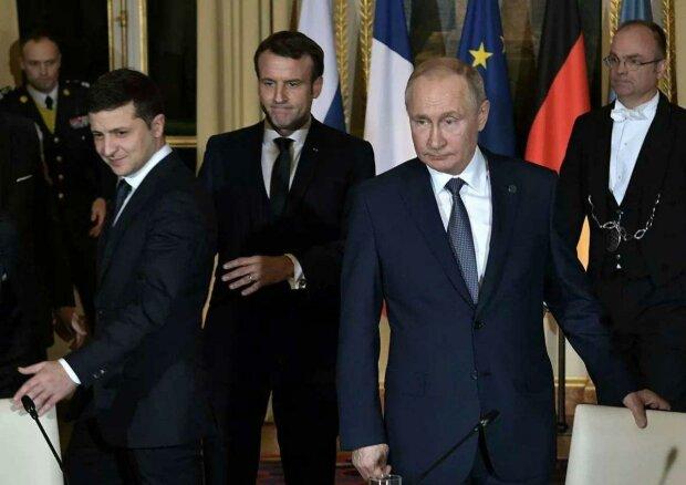 Тайна за закрытыми дверями: о чем Зеленский поговорил с Путиным один на один