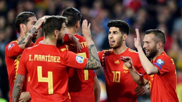 Іспанія та Італія виграли перші матчі відбору Євро-2020