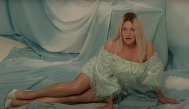 Наталя Могилевська, скріншот з відео