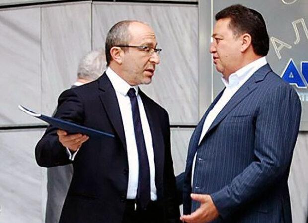 Кернес і Фельдман, фото: Харків Times