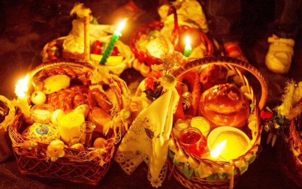 Великдень 2018: які продукти категорично заборонено нести до храму, а які - можна