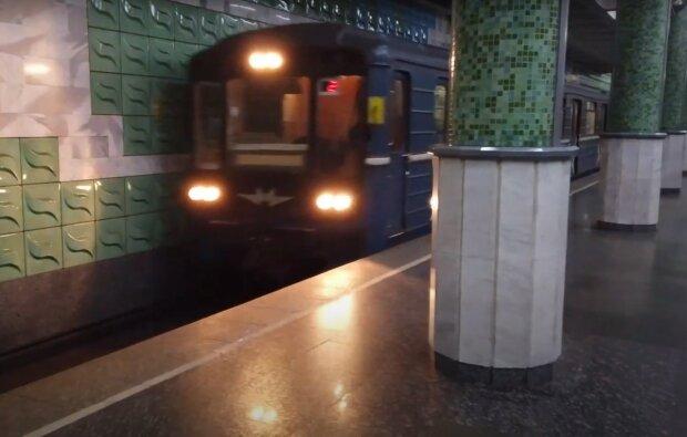 Харківське метро, скріншот відео