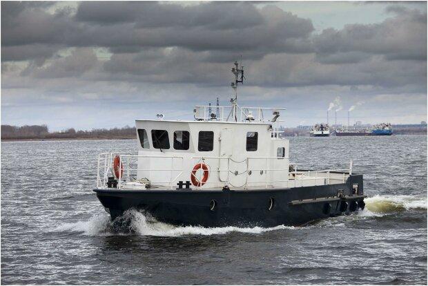 Росія атакувала українське судно в Азовському морі, екіпаж опинився в полоні