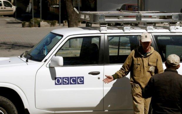 ОБСЕ заметила колонны автобусов с людьми в Донецке и Макеевке