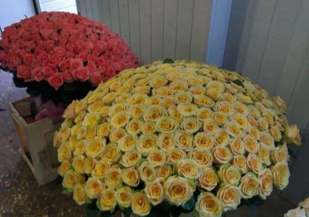 Розы / фото: Facebook
