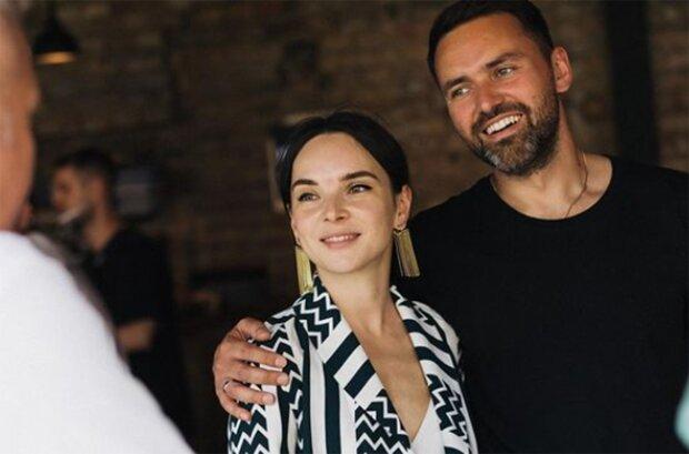 Тимур Мирошниченко с женой, фото из instagram