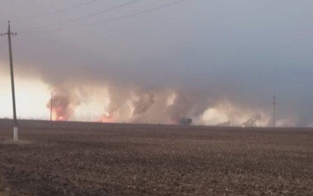 Взрыв в Балаклее: боевики начали наступление?