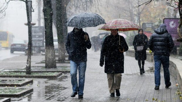 Дощ і вітер візьмуть Харків у полон 23 лютого, - залишайтеся вдома