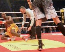 Олександр Гвоздик нокаутував Адоніса Стівенсона і став чемпіоном світу
