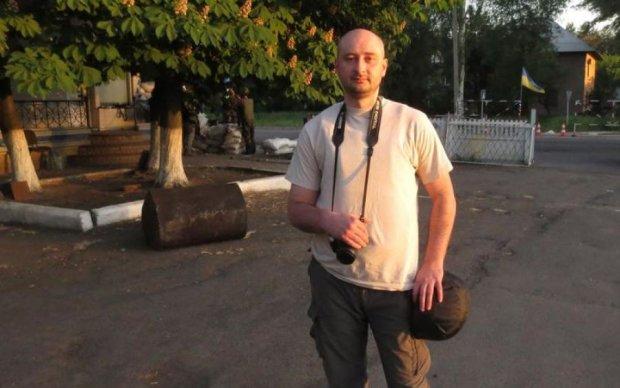 Убийство Бабченко: копы показали, где прятался стрелок