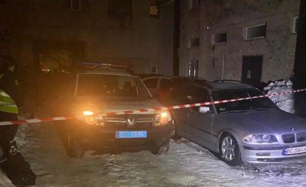 Фото полиции Львовщины