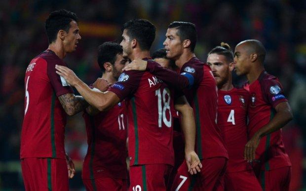 Португалия - Швеция: Прогноз и ставки букмекеров на матч
