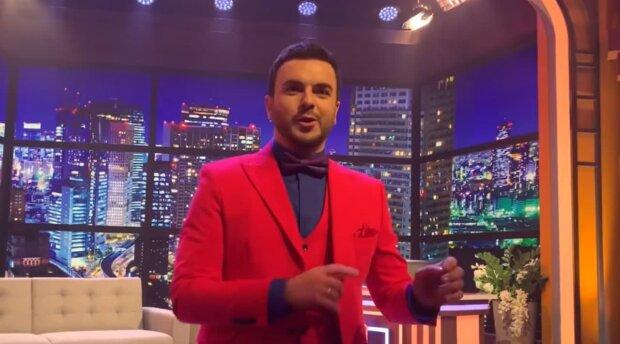 Григорий Решетник, скриншот с видео