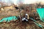 СЦКК на Донбассе, фото штаб ООС