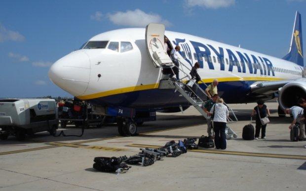 Кияни ризикують залишитися без Ryanair через жадібність аеропорту