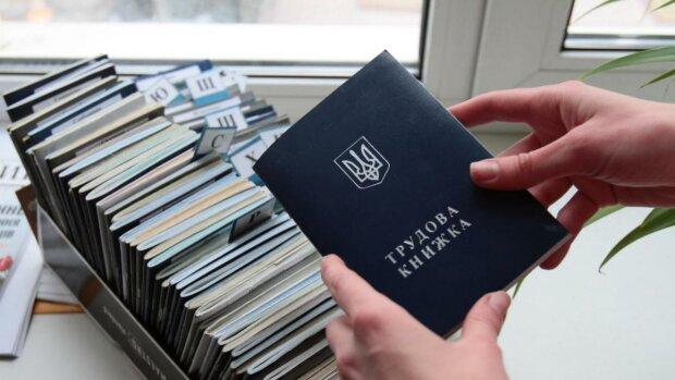 Трудова книжка, фото: 1news.com.ua