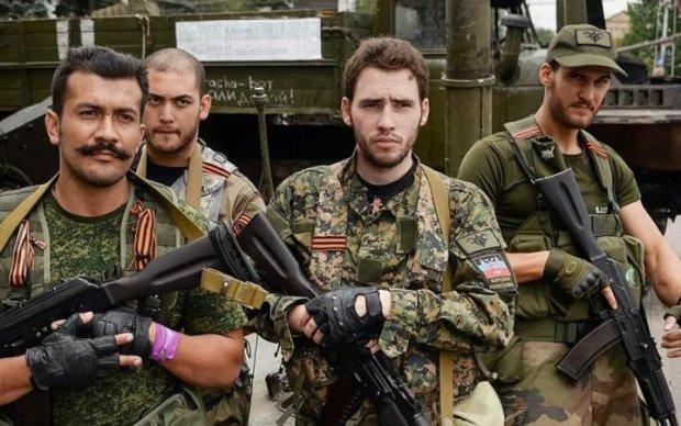 Боевики показали россиянину, как на Донбассе дела решаются