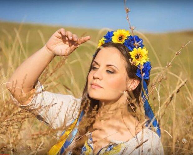 Украинка, скриншот с youtube